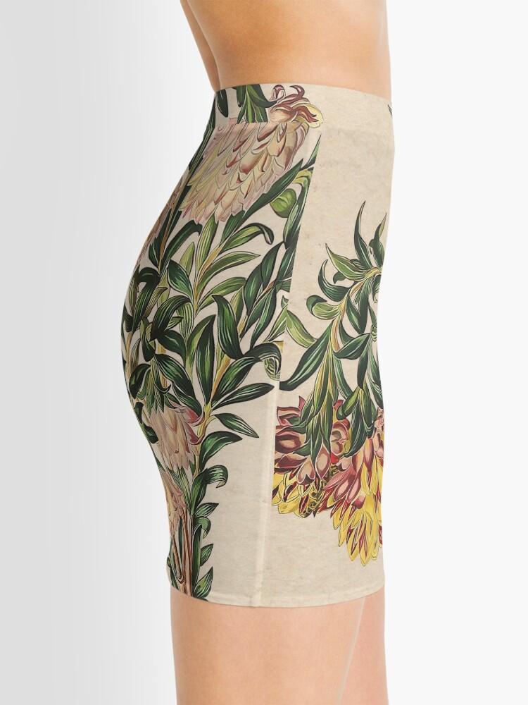 Vista alternativa de Minifalda Placa vieja de Liparia sphaerica