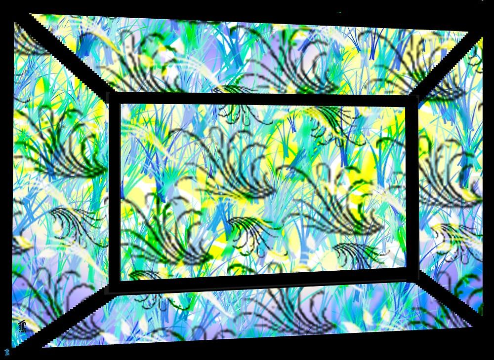 Through a Garden Window by TLCGraphics