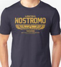 Nostromo (USCSS) Gold T-Shirt