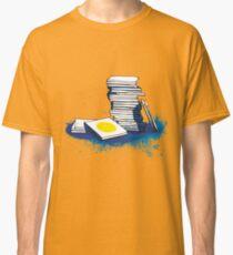 Pile of discs Classic T-Shirt