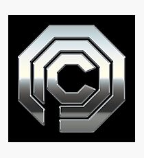 Robocop OCP Photographic Print