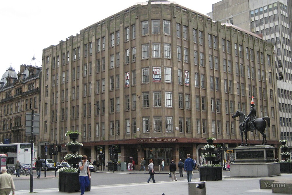 Glasgow: Royal Exchange House to let by Yonmei