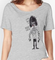'Ratcat Groupie' Women's Relaxed Fit T-Shirt