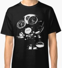 The Classic British Motorcycle Classic T-Shirt