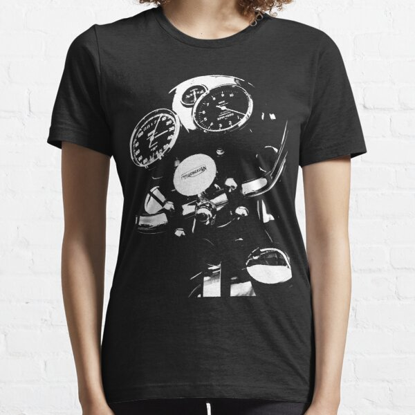 The Classic British Motorcycle Essential T-Shirt