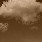 Cloud Scape by Melanie  McQuoid