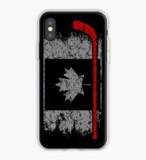 Hockey T shirt - CANADA iPhone Case