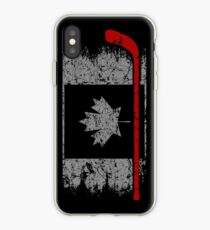 Hockey T shirt - CANADA iPhone Case
