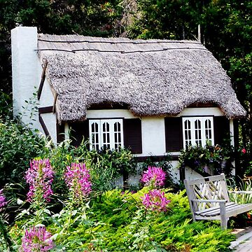 English Gardens Repose... by umpa1