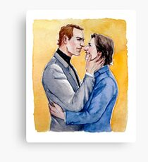 Mutant Husbands Canvas Print