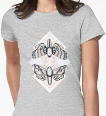Polillas Women's Fitted T-Shirt