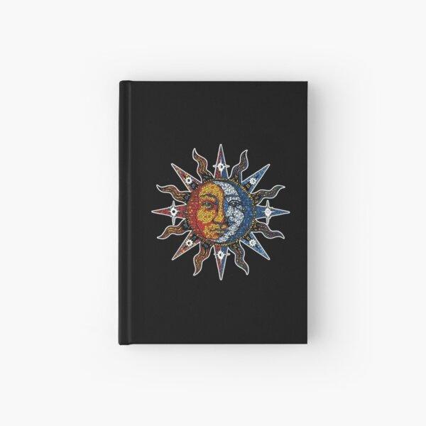 Celestial Mosaic Sun/Moon Hardcover Journal