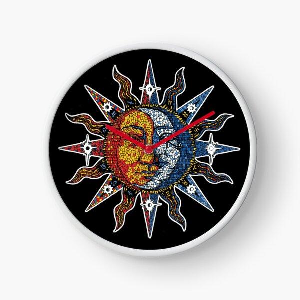 Celestial Mosaic Sun/Moon Uhr