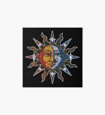 Celestial Mosaic Sun/Moon Art Board