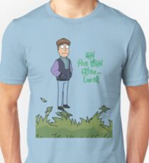 Rick and Morty: Jerry - The Wind Cries Loser (Text) T-Shirt