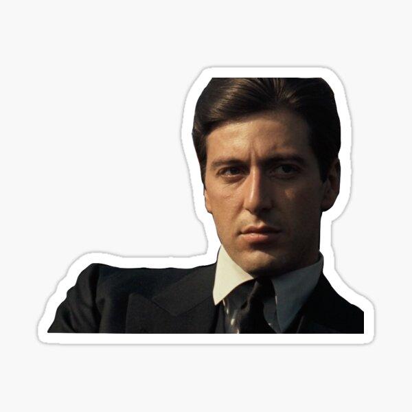 Michael Corleone Sticker