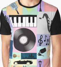 This is La La Land Graphic T-Shirt
