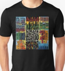 Tribe called quest- peoples instinctive travels and the paths of rhythms  T-Shirt