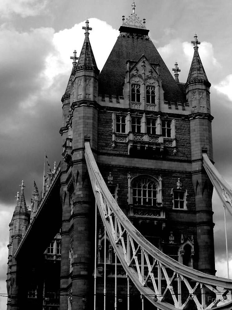 Tower Bridge, London by Franz
