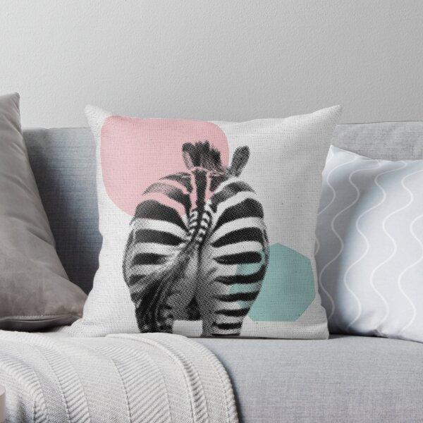 Zebra 01 Dekokissen