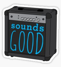 Sounds good Sticker