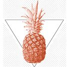 Pineapple 05 by froileinjuno