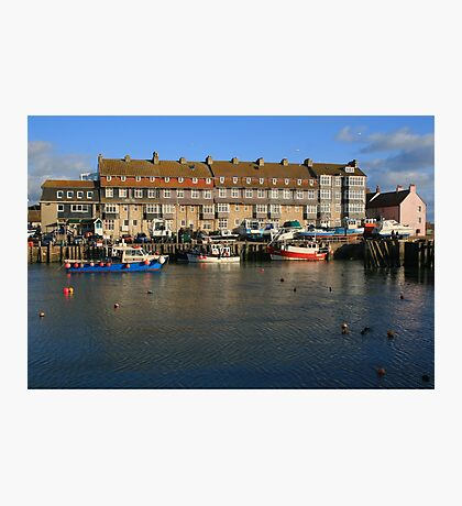 Port Bredy Photographic Print