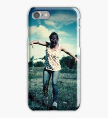 Evil Zombie Monster iPhone Case/Skin