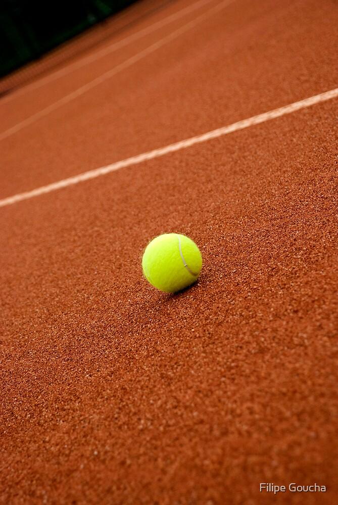 Tennis by Filipe Goucha