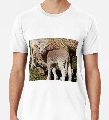 Kleines Lamm Premium T-Shirt