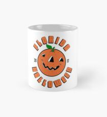 Florida Halloween Pumpkin 2017 Mug