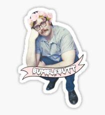 ed kemper - bit of a bumblebutt Sticker