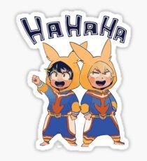 Boku no Hero - HaHaHa Sticker