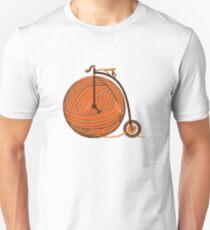 Orange Yarn Farthing T-Shirt