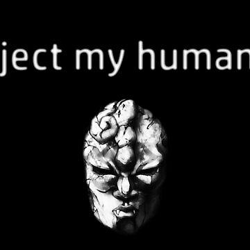 I Reject My Humanity, Jojo! by pb1888