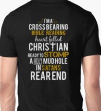 Tough Christian  T-Shirt