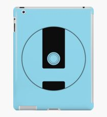 Wii Disc Outline iPad Case/Skin