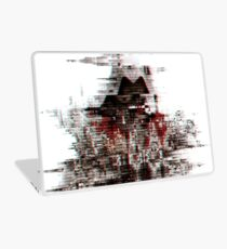 Ezio Assassins Creed Glitch Laptop Skin