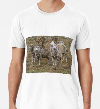 Zusammenstehen Premium T-Shirt