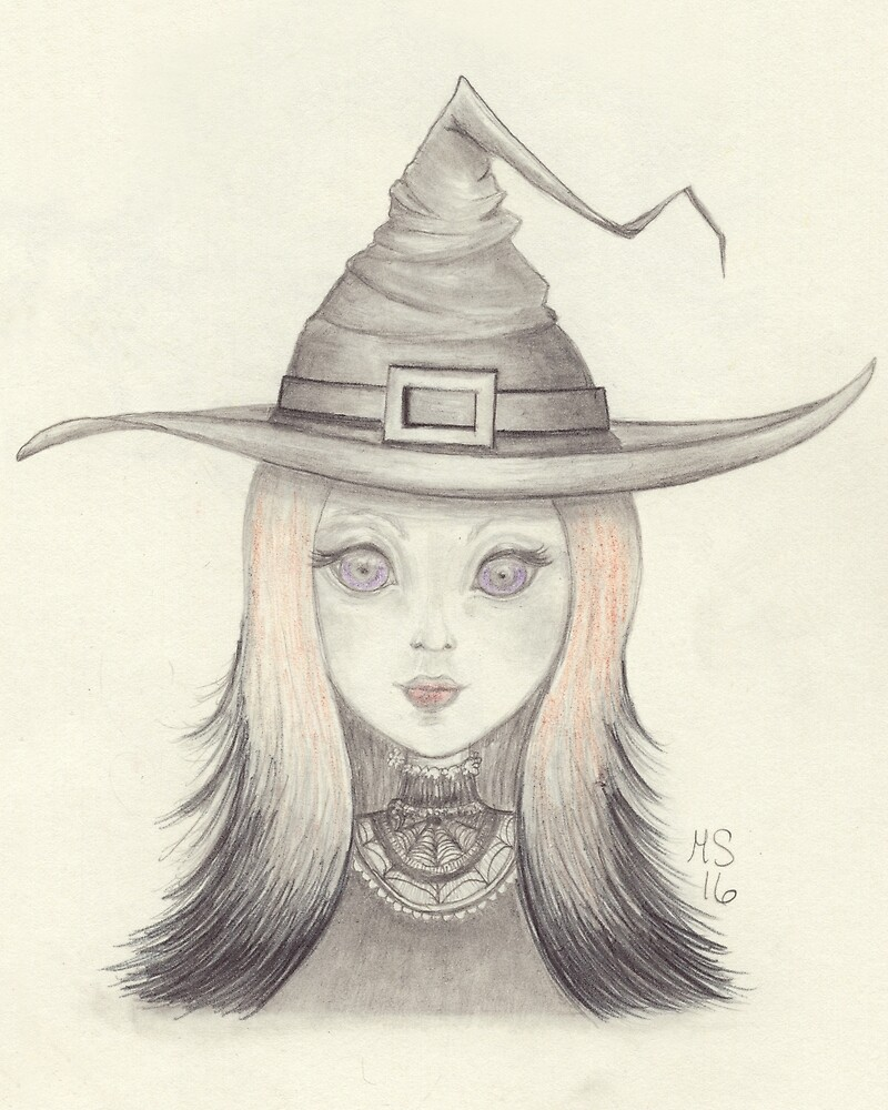 Witch by PixlPixi