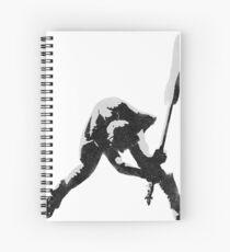 Palladium '79 - Weathered Spiral Notebook