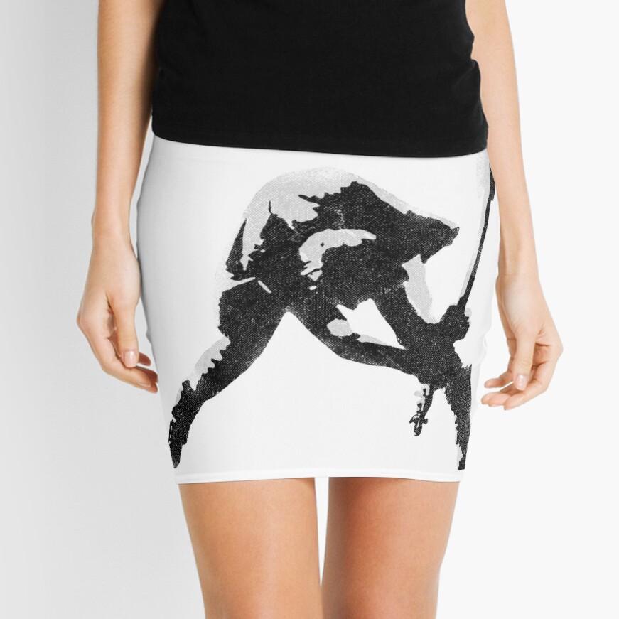 Palladium '79 - Weathered Mini Skirt