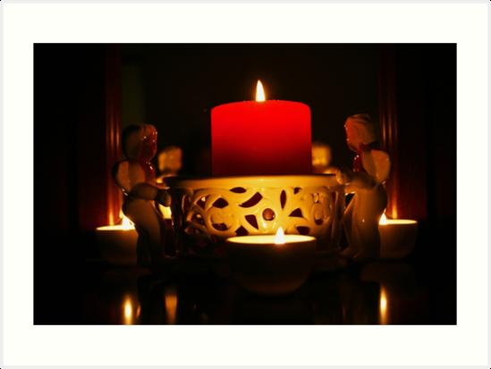 Angelic Light by Evita