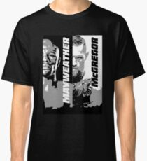 Conor McGregor vs Floyd Mayweather The Biggest Fight Classic T-Shirt