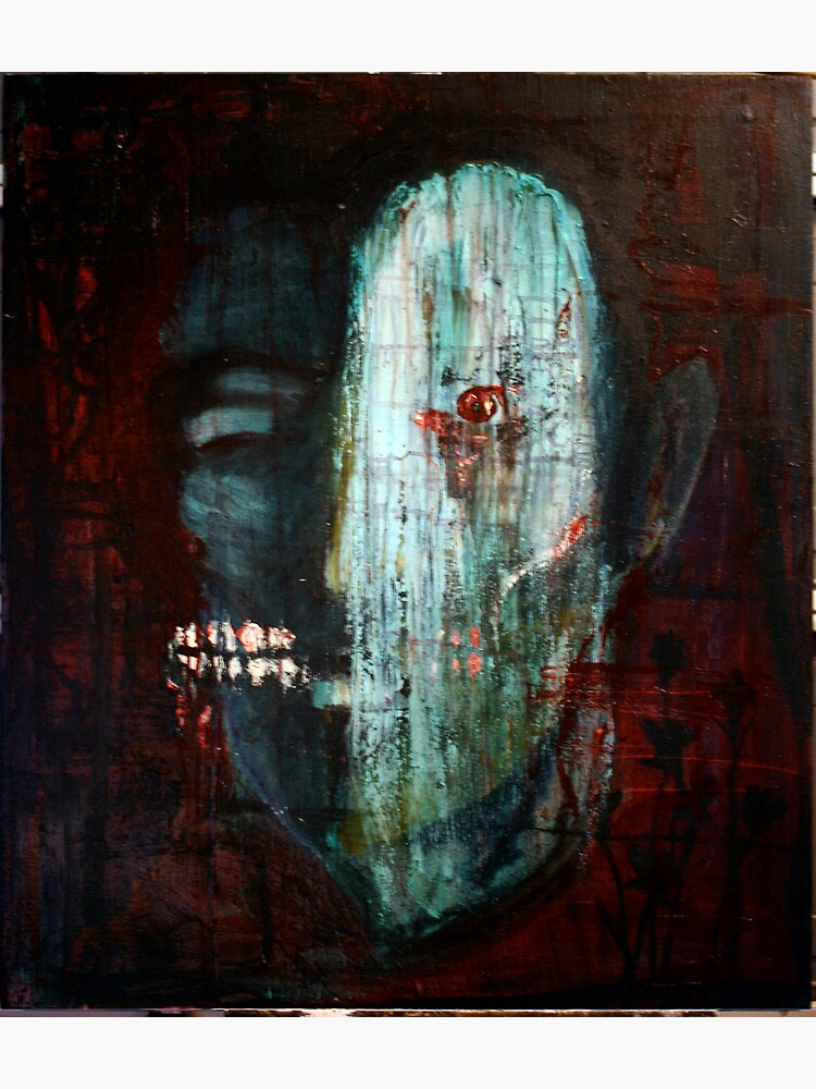 portrait of the killer by 1073