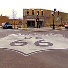 Route 66 in Winslow, Arizona by Shiva77