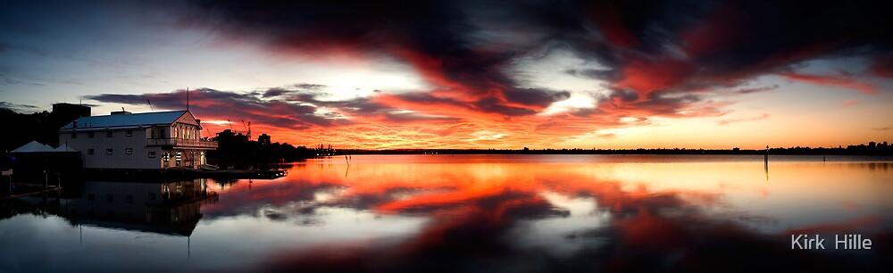 Perth Rowing Club Edit 2 by Kirk  Hille