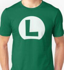 Luigi L Unisex T-Shirt