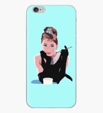 Breakfast at Tiffanys iPhone Case