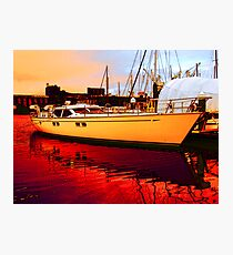 The Cruiser Photographic Print